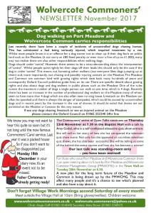 WCC Nov Newsletter