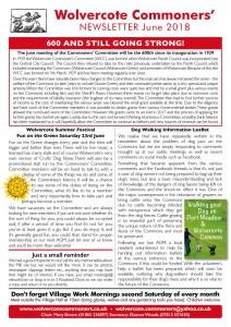 WCC June 18 Newsletter mail