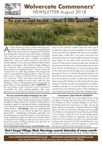 WCC Aug 18 Newsletter