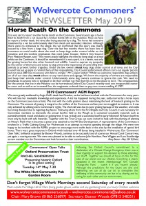 WCC newsletter May mail 2019
